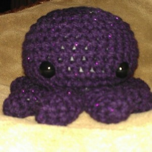 Purple octopus 2013